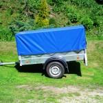 Prívesný vozík 750kg