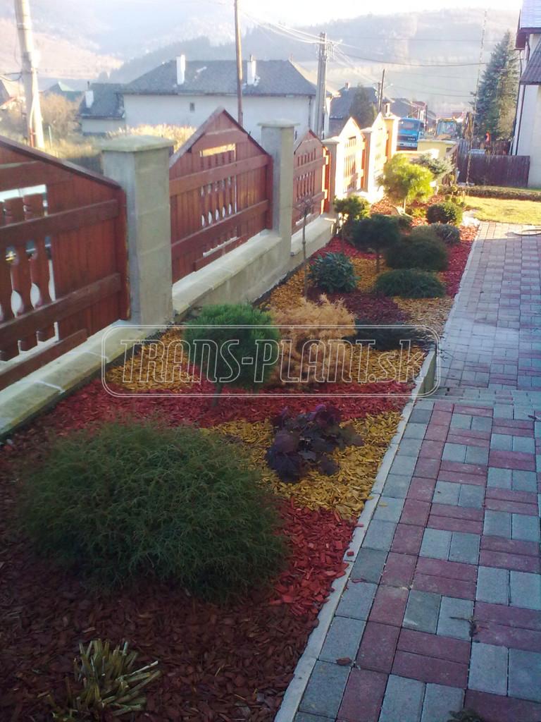 Záhradné oplotenie