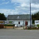 predajna topstone a zahradnictvo trans-plant