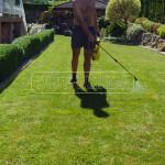 striekanie travnika