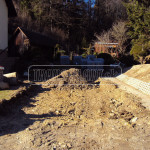 vykop na strkove lozko